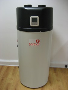 Air to Water Heat Pump - Hotfoot