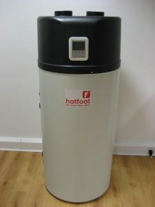Air to Water Heat Pump - Hotfoot